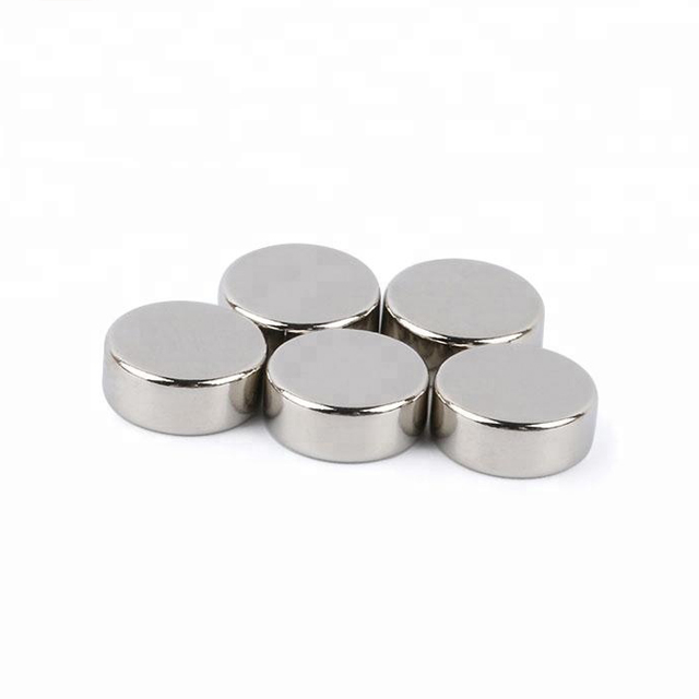 N38 Strong 15x2mm Disk Neodymium Magnet